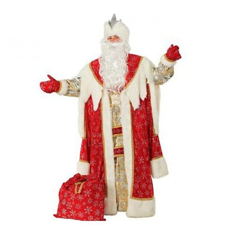 Королевский костюм Деда Мороза